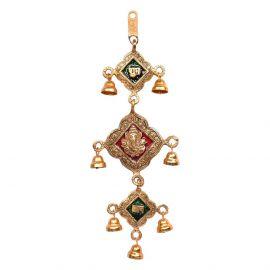 Ganesh Hanging 7 Bell