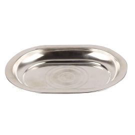 Silver Plated Oval Plate
