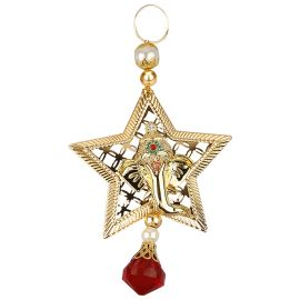 Ganesh Hanging Star