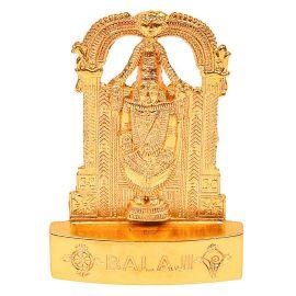 Gold Finish Balaji Murthi Medium