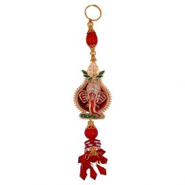 car latkhan ganesh kalash hanging