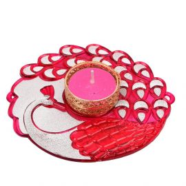 Mayur Floating Candle Holder