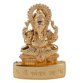 Ganesh Ji small gold