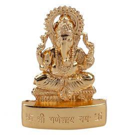 Ganesh Ji small gold