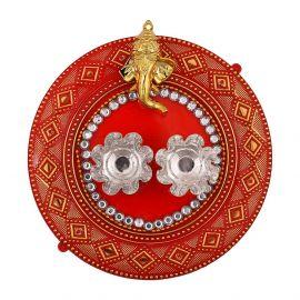Ganesh Kumkum Thali New