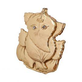 Ganesh leaf gold