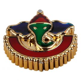 Ganesh kumkum box small