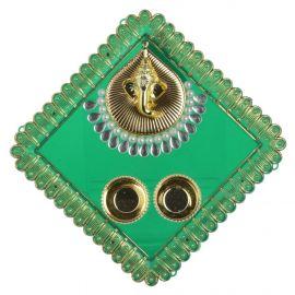Ganesh Pooja Thali Square