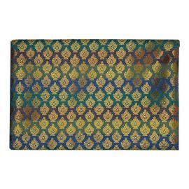 Blouse Bit-Multicolour Jacquard Zari 1mtr