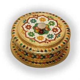 Round shilpkali box