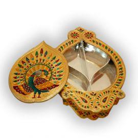 mayur kala dryfruit box golden mina