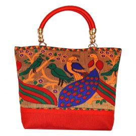 Twin Peacock Bag