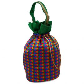 Potli Bag-Multi Colour