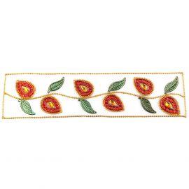 Rangoli border Leaf(2pc set)
