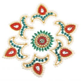 Rangoli Kundan small(7pc set)