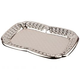 Fibre Metal Plated Tray Big