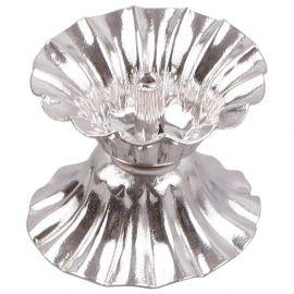 Silver Plated Damroo Diya