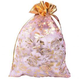 String Bag-Mini dotted bag