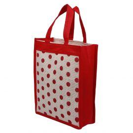 Jute Bag - Thamboolam Dotted